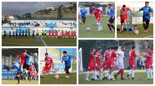 Calcio, Serie D. Sanremese-Stresa 2-1: riviviamo il match del 'Comunale' (FOTO e VIDEO)