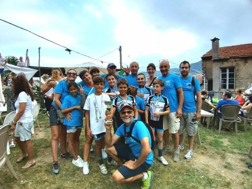 Ciclismo. Olmo Sanremo Racing Team, ottimi risultati a Castelvecchio