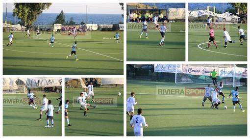 Calcio, Seconda Categoria. Carlin's Boys-Virtus Sanremo 3-1: riviviamo il derby con la galleria di scatti di Eugenio Conte (FOTO)