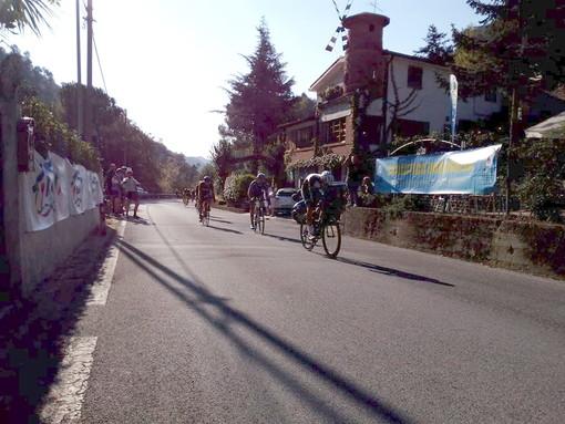 Ciclismo: Pellicanò (Danymark Sanremo) si aggiudica a Camporosso il trofeo 'Rio del Mulino'