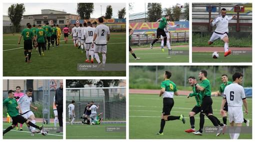 Calcio. Ospedaletti-Athletic Club 1-2: tutte le emozioni del match negli scatti di Gabriele Siri (FOTO)
