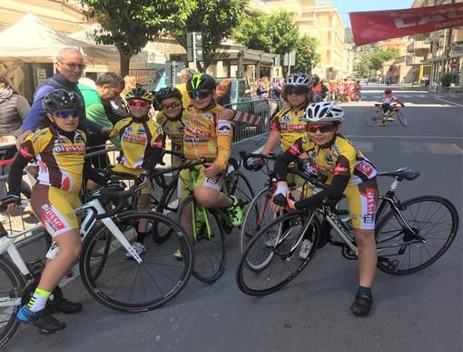Ciclismo. Ciclistica ArmaTaggia, buon inizio di stagione per i Giovanissimi