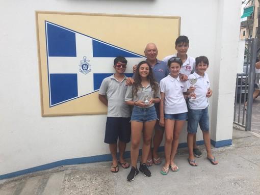 Sport acquatici. Circolo Velico Ventimigliese, doppia vittoria nella regata zonale 'Cerialevela 2019'