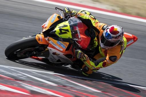 """Motori. National Trophy 600, a Misano è Christian Napoli show: """"Ora voglio vincere la gara"""""""