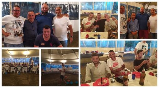 Calcio. Il Camporosso chiude un'annata straordinaria con la cena di fine stagione (FOTO)