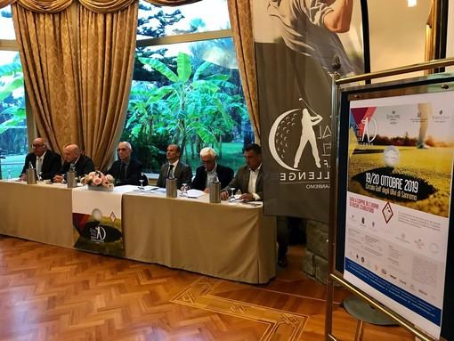 Le immagini della conferenza stampa al Royal Hotel