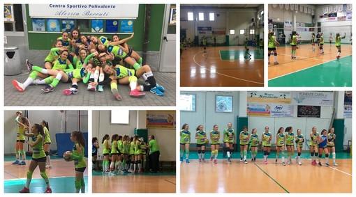 Volley. Esordio per la Sdp Mazzucchelli Sanremo nel quarto Memorial 'Alessia Berruti' (FOTO)