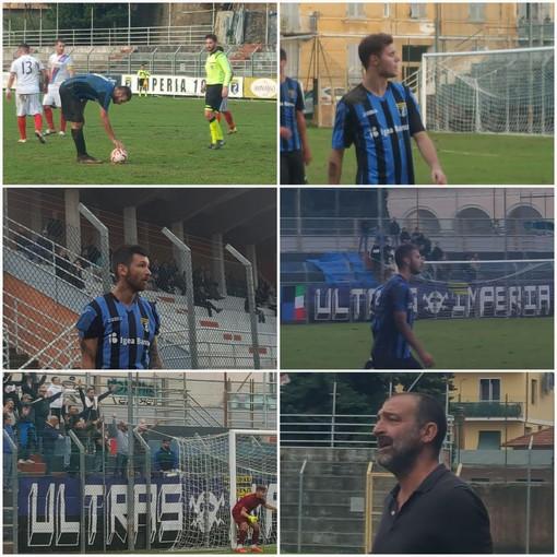 Calcio, Eccellenza. Imperia-Molassana 5-2: riviviamo la cinquina della capolista negli scatti di Christian Flammia (FOTO)