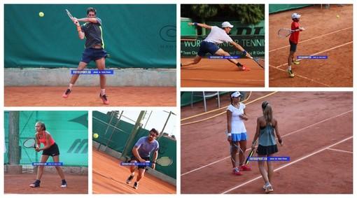Tennis Sanremo, che spettacolo il Torneo Intesa Sanpaolo: gli scatti più belli delle prime giornate (FOTO)