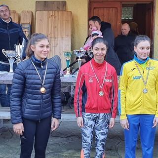 Atletica: ottimi risultati per gli atleti della As Foce nel weekend a Vessalico ed in Val d'Aosta (Foto)