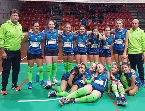 Pallavolo: ottime prestazioni nel fine settimana per le squadre giovanili della Mazzucchelli Sanremo