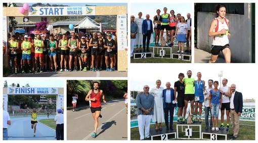Run for The Whales, grande successo a Sanremo: in 550 per la terza edizione (FOTO)