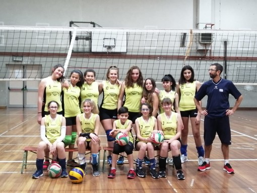 Il Caramagna Volley Team