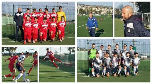Calcio, Juniores Nazionale. Al Savona il derby con la Sanremese (FOTO)