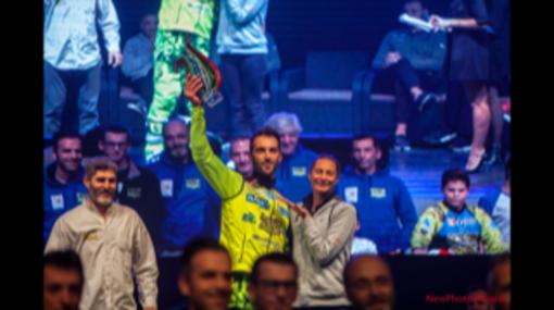 Motori. Comune Europeo dello Sport 2017, sul palco di Alassio premiato anche l'imperiese Davide Dall'Ava