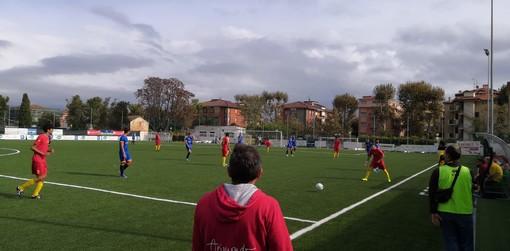 Calcio, Promozione. Dianese&Golfo-Taggia 2-4: giallorossi corsari nel derby