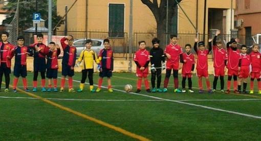 Calcio giovanile: gli allenatori del Don Bosco Vallecrosia Intemelia a Torino per lo stage finale