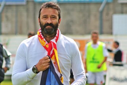 Fabrizio Daidola, allenatore del Bra