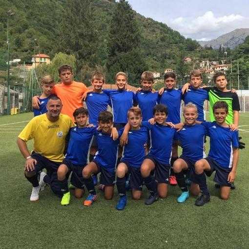 Calcio giovanile. Amichevole di lusso per la Sanremese Esordienti 2008 che affronterà i pari età della Sampdoria
