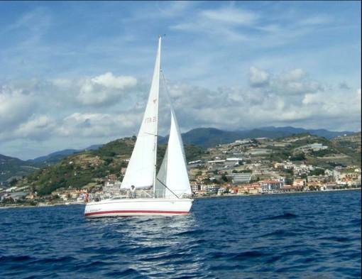 Sport acquatici: iniziate le navigazioni per i primi studenti del Liceo 'Cassini' di Sanremo