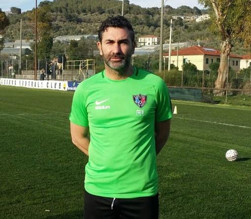 Fabrizio Piccareta, ex allenatore dell'Inter Turku in Finlandia dove ha vinto una Soumen Cup. E' l'attuale tecnico della Roma U17