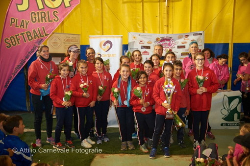 Softball: più di 120 tra atleti e tecnici hanno partecipato nel weekend alla 'Freesby Yup' a Sanremo (Foto)
