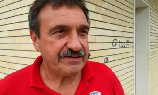 Flavio Ferraro, allenatore della Loanesi