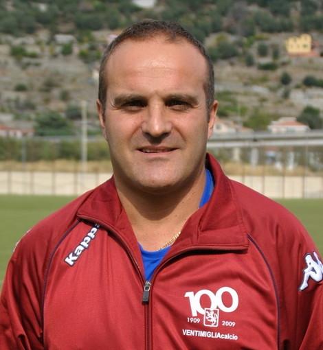 Calcio, Ventimiglia: al via il nuovo organigramma 2018-2019, Fabio Luccisano allenerà gli Allievi e la Juniores