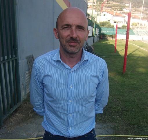 Beppe Ghu, Presidente del Taggia capolista in Promozione