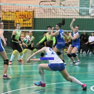 Volley: vittoria e metà classifica per la Grafiche Amadeo femminile nel campionato di Serie C