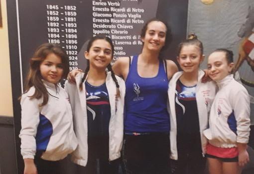 Ginnastica: sabato scorso a Torino la finale nazionale del campionato italiano di trampolino elastico