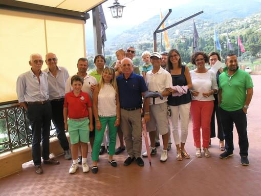 Golf. Grande spettacolo al Circolo degli Ulivi di Sanremo