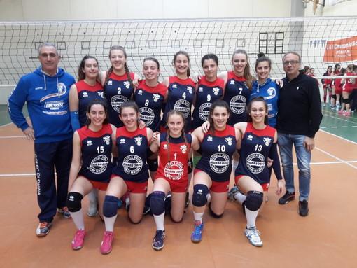 Pallavolo: la squadra Under 16 del Golfo di Diana alla 'Final Four' con Finale, Albenga e Albissola