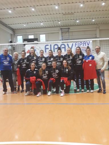 Volley. Golfo di Diana, la formazione Under 16 terza nel Campionato Territoriale FIPAV