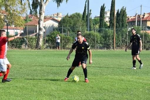 Gianni Bella, allenatore dell'Oneglia Calcio