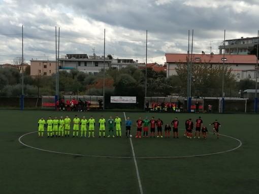 Calcio, Seconda Categoria. Tris dell'Argentina ai danni dell'Albissola: il racconto del big match