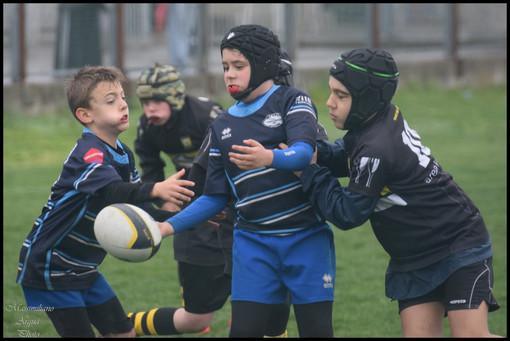 Rugby: le formazioni Under 8 e Under 10 dell'Imperia impegnate nei tornei di Sanremo e Gossolengo