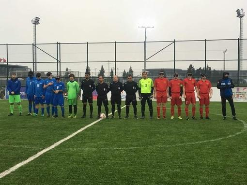 Foto estratta dalla pagina ufficiale Facebook IBSA Blind Football