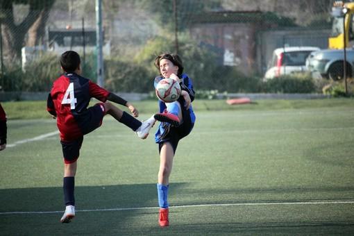 Calcio. Imperia, i risultati del settore giovanile e i cannonieri neroazzurri