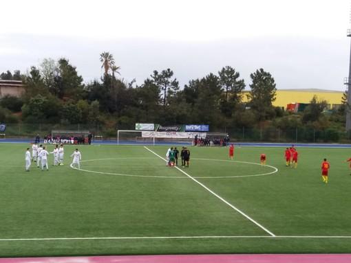 Promozione, il Celle tira un grosso sospiro di sollievo e vede ala salvezza: 1-0 al Taggia