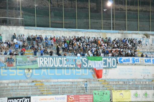 Calcio. Gli Irriducibili Sanremo piangono Carlo Carbonetto
