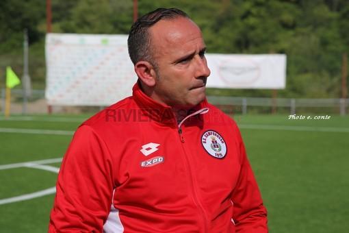 Carmelo Luci, allenatore del Camporosso