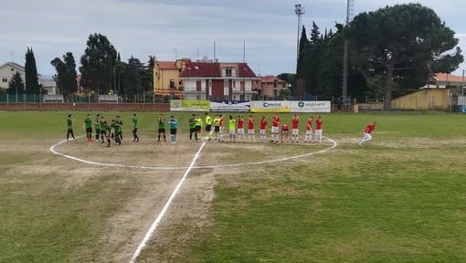 Calcio, Promozione. Loanesi inarrestabile, Boiga schianta la Sestrese 2-0