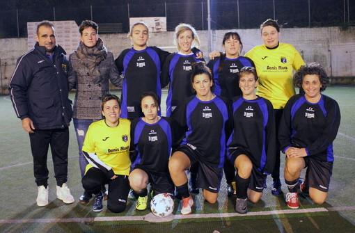 L'Imperia targata calcio a 5 femminile