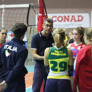Volley, Seconda Divisione. Biesse Ceramiche VTAT ancora vittorioso contro il Bordivolley