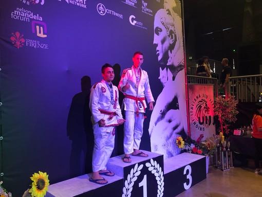 Arti Marziali. Campionato Italiano Open 2018 di Brazilian Jiu Jitsu, l'imperiese Mirko Quaranta conquista l'oro a Firenze