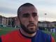 Fabio Laera, difensore della Dianese&Golfo, dopo il 2-2 contro il Celle Ligure
