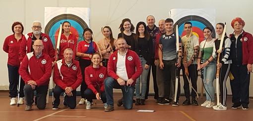Ventimiglia: liceali infallibili 'Rovin Hood' all'Istituto 'Aprosio' insieme all'Archery Club