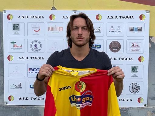Luca Gambacorta, attaccante del Taggia