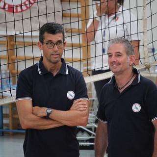 """Volley. VT ArmaTaggia, la guida tecnica va a Luca Ferrari: """"Sono molto contento, per me è motivo di orgoglio"""""""